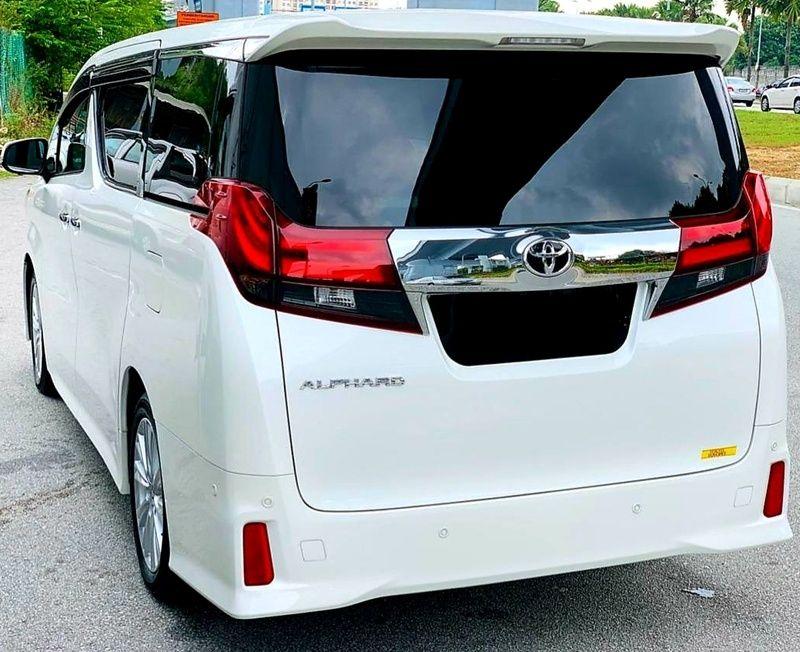 Kajang Selangor For Sale Toyota Alphard 2 5at Luxury Mpv Sambung Bayar Continue Loan 1800 Malaysia Cars Com Malaysia 36533 Kajang Selang In 2020 Suv Car Suv Car