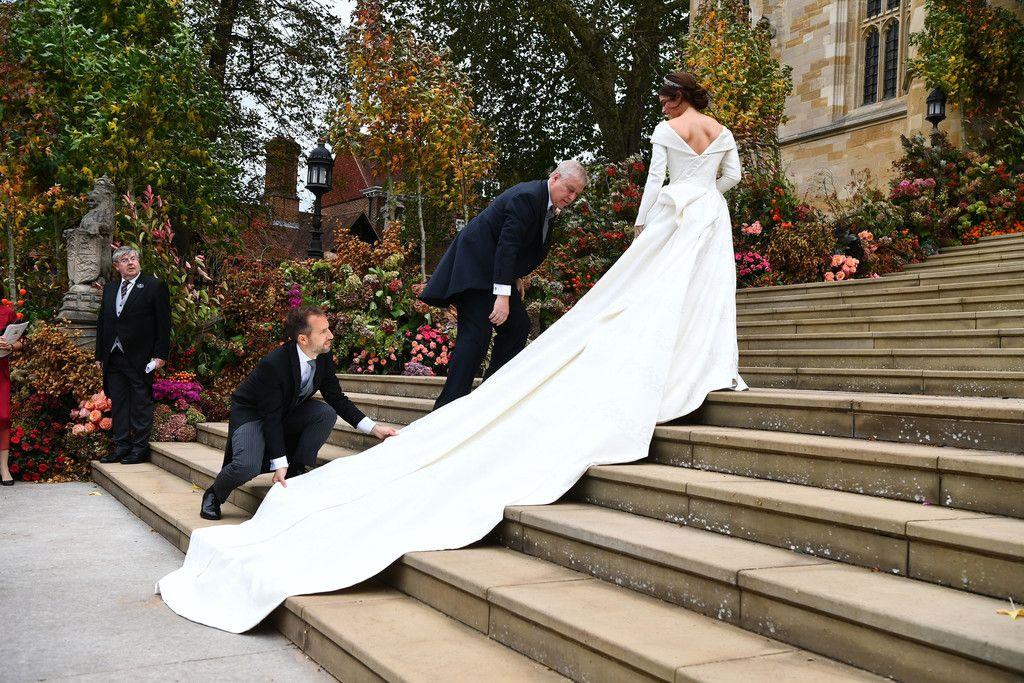 Train Goals Prinzessin Eugenie Prinzessin Royale Hochzeiten