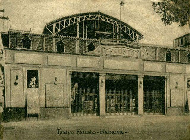 Cine-Teatro Fausto La Habana, Cuba Cuba✈ Pinterest Havana - invitation letter for us visa cuba