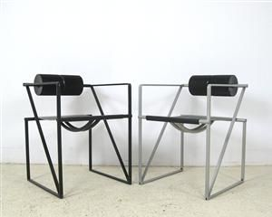 Single side chair option. Botta