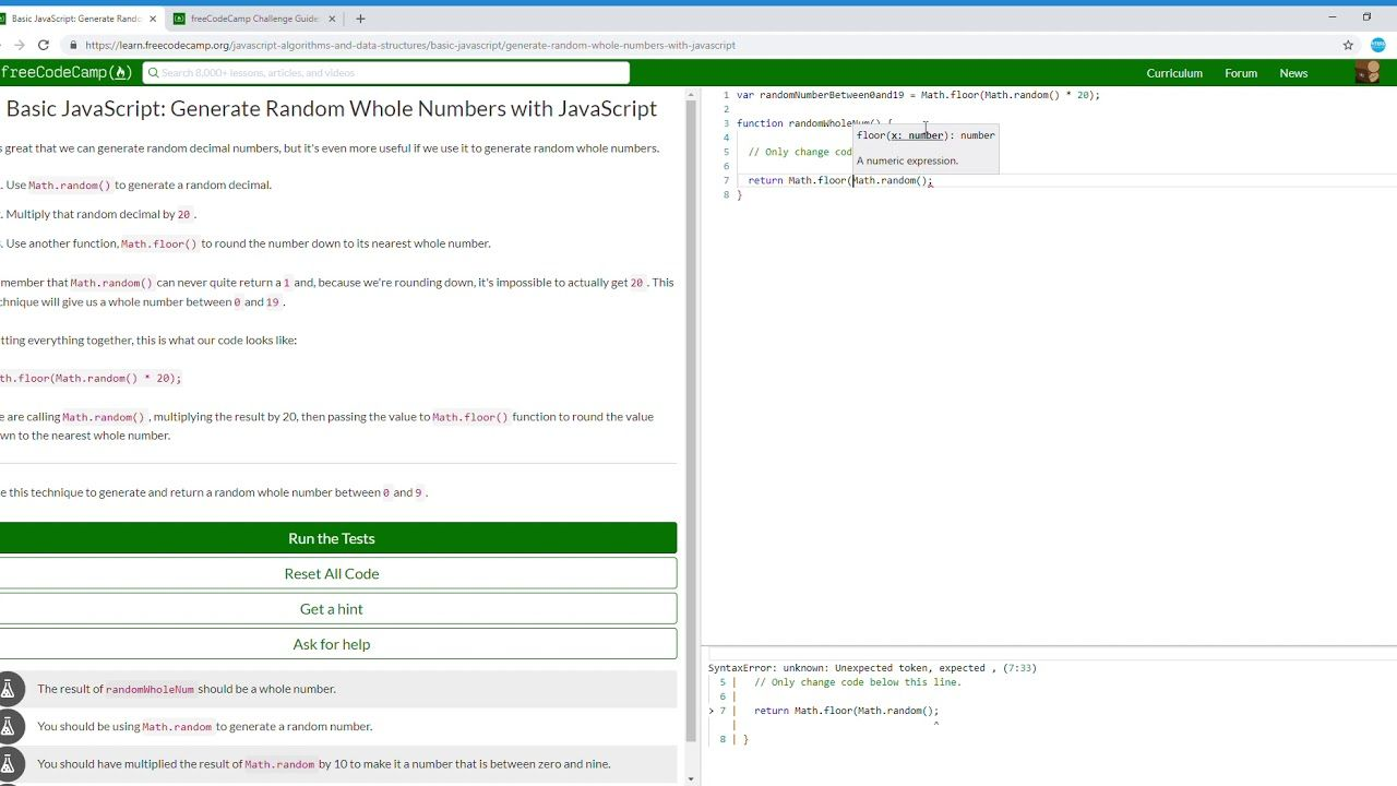 Javascript Math Floor Round Down | Flisol Home
