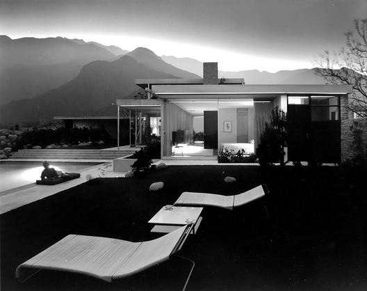 Clásicos de Arquitectura: Casa Kaufmann,© Julius Schulman