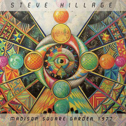 Steve Hillage Madison Square Garden 1977 Reviewed On Hifipig Com