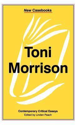 Essays by toni morrison