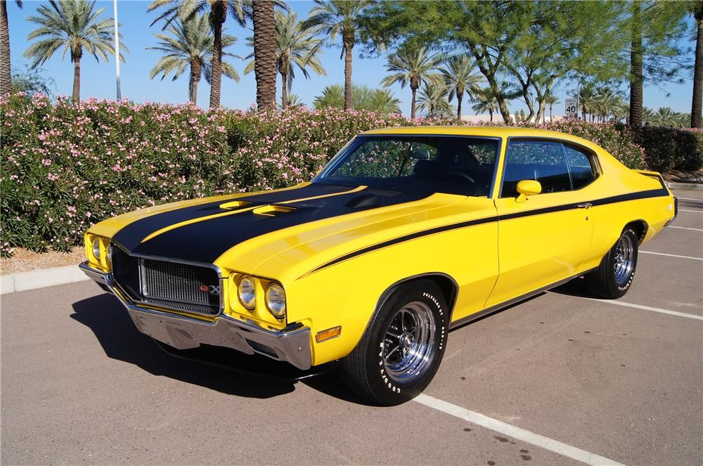 The Top Ten American Muscle Cars And What They Are Worth Buick