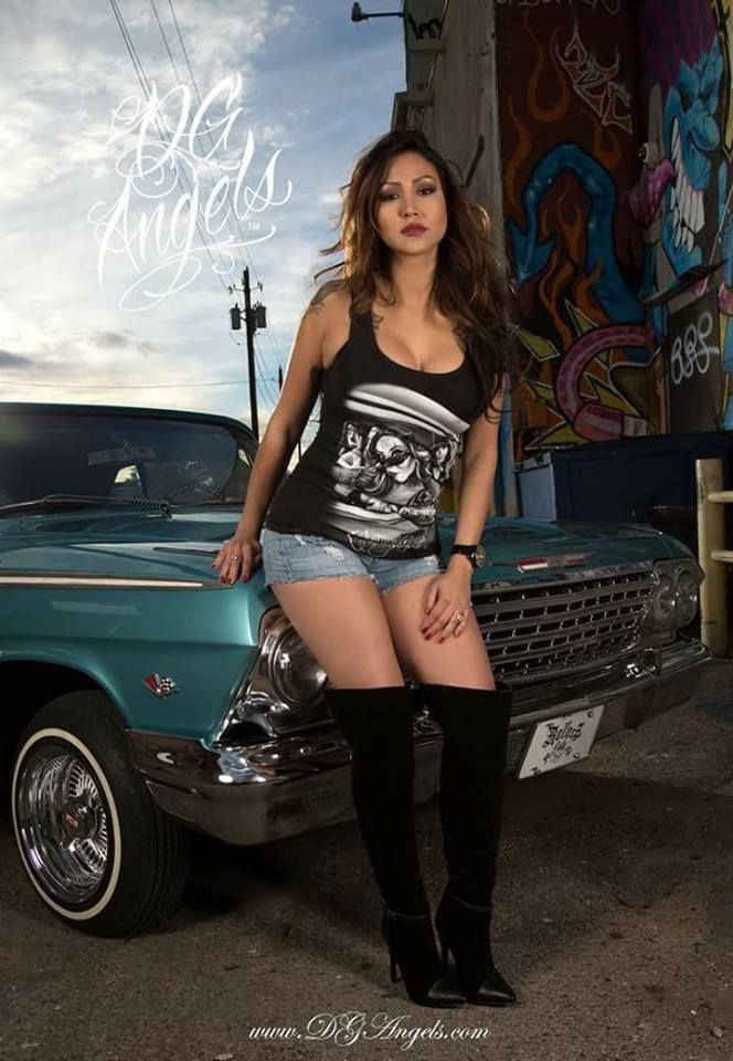 Pity, that Latinas ass with lowriders opinion you