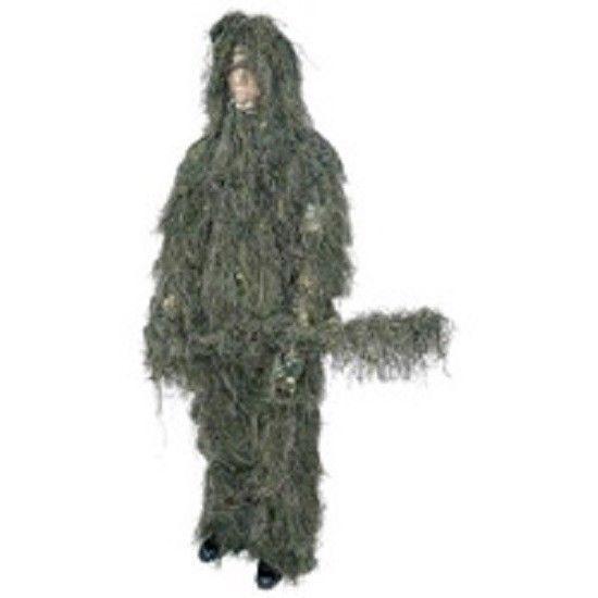 Classic Safari Invisible Camouflage 2pc Ghillie Suit Size XLarge #ClassicSafari