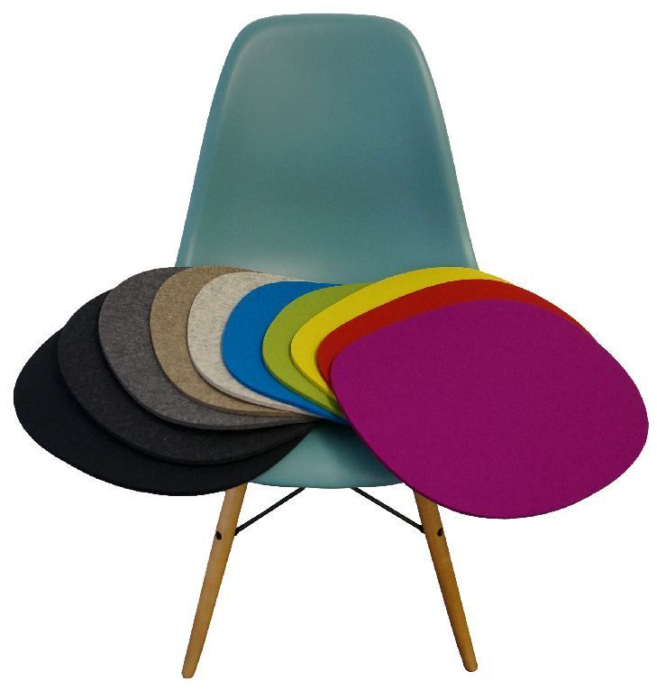 Eames Stuhl Polster Excellent Eames Daw Armchair With