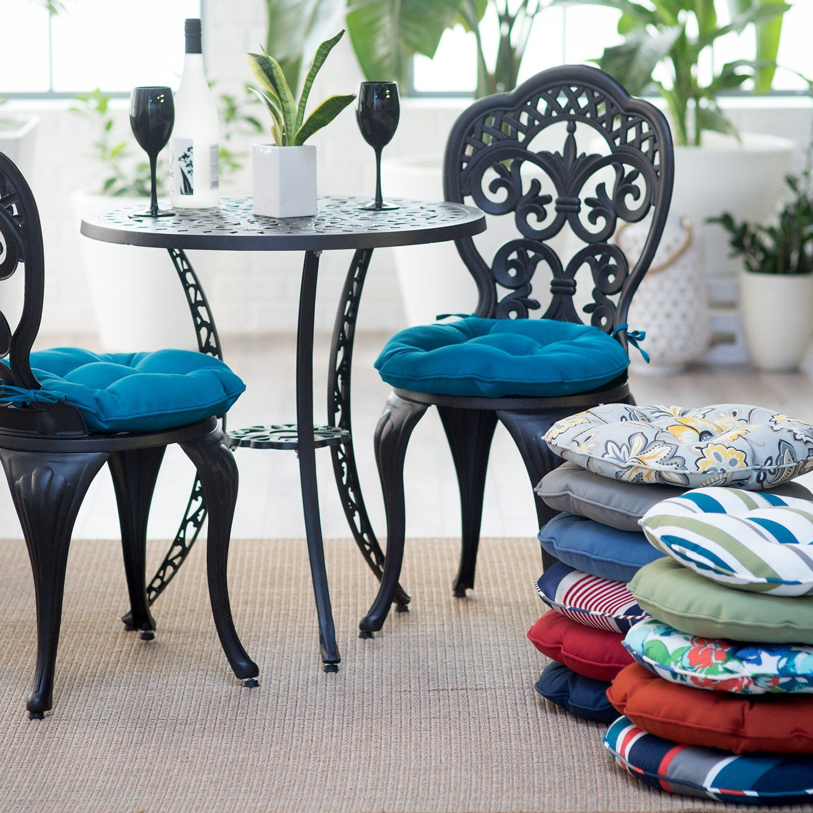 Patio Chair Cushion Sets Outdoor Seat