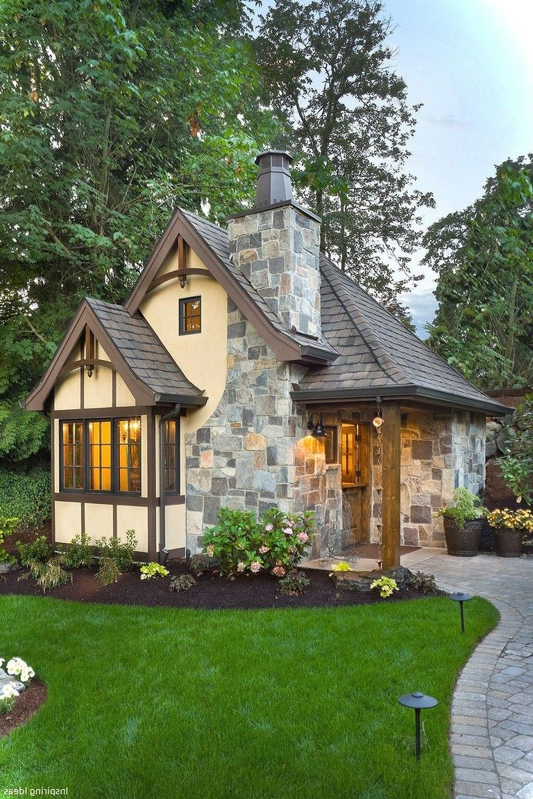 20 Nice Cottage Bathroom Tile Ideas And Pictures: 20 Admirable Victorian Small House Ideas
