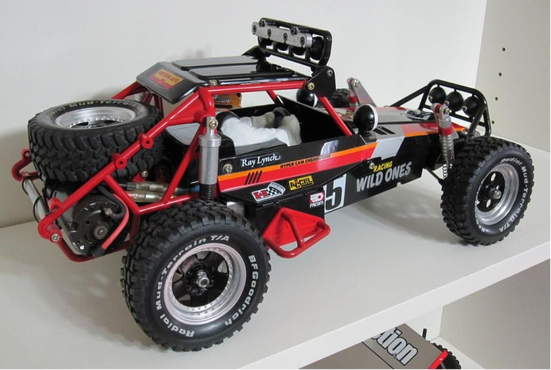 58050 Wild One From Toykid Showroom Update To An Old Classic Tamiya Rc Radio Control Cars In 2020 Radio Control Radio Controlled Cars Remote Control Cars