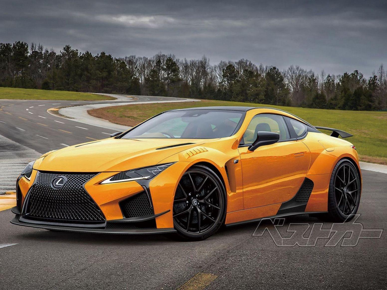 Lexus Sport Car 2020