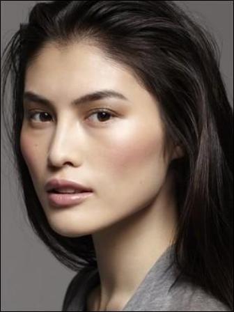 Top ten asian models