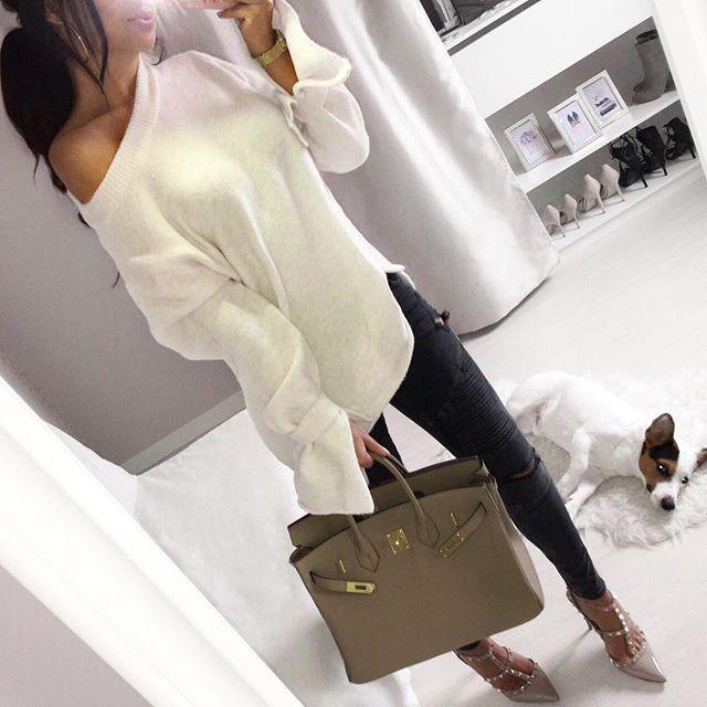 b6edbc88 ❤ Sweater @zara Ref 6873/112/052 | му ѕтуℓє ιι | Fashion, Winter ...