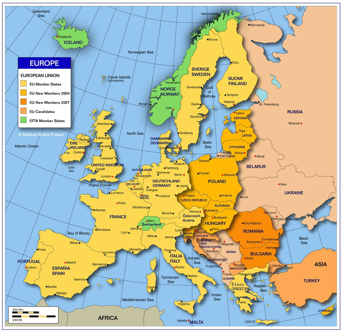 Mr Dever S Ap European Site