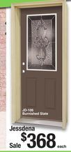 Jessdena Prefinished Steel Entry Doors From Menards 368 00 Entry Doors Exterior Remodel Front Rooms