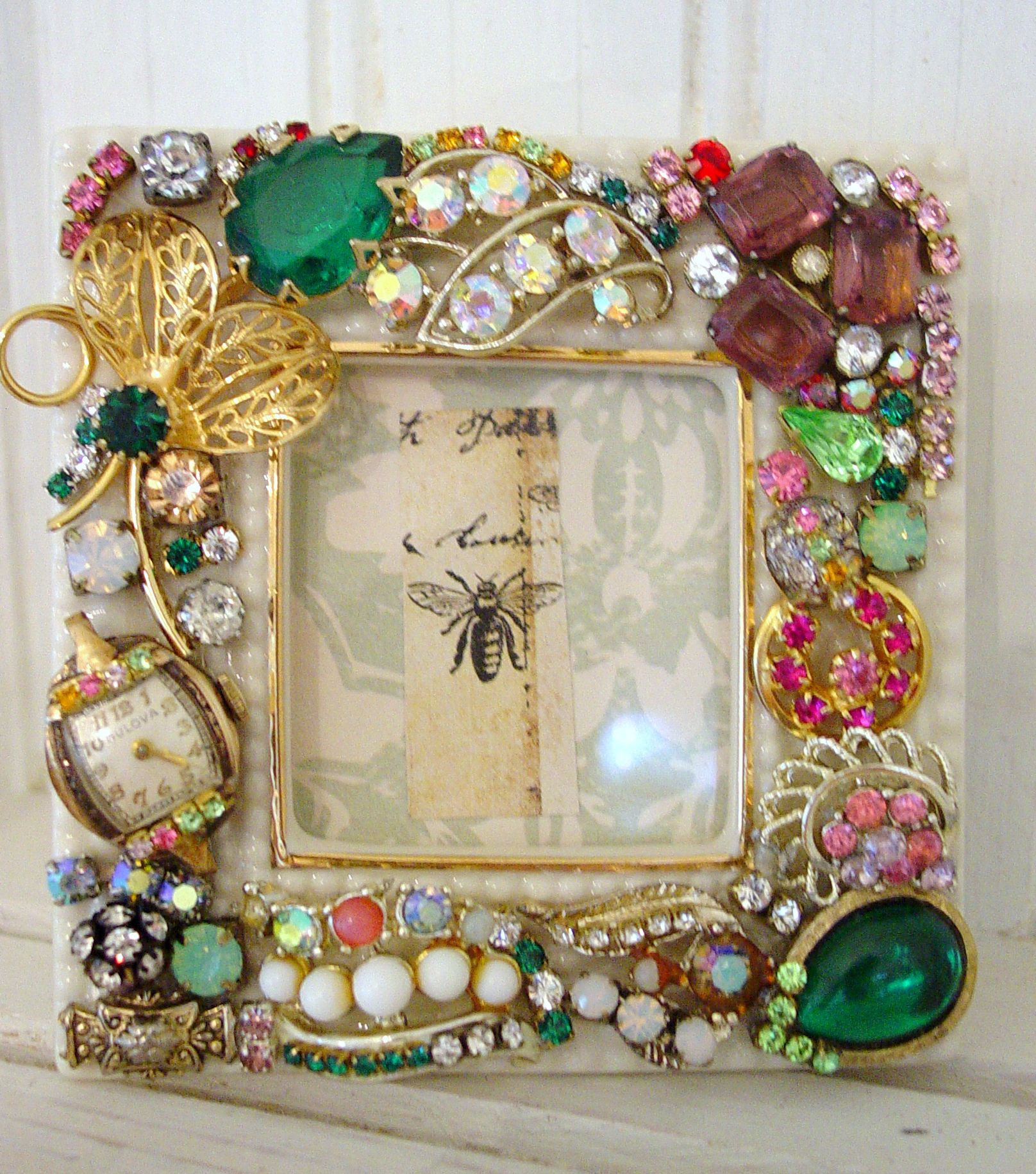 Gallery | Vintage Dragonfly | Collage picture frame | Pinterest