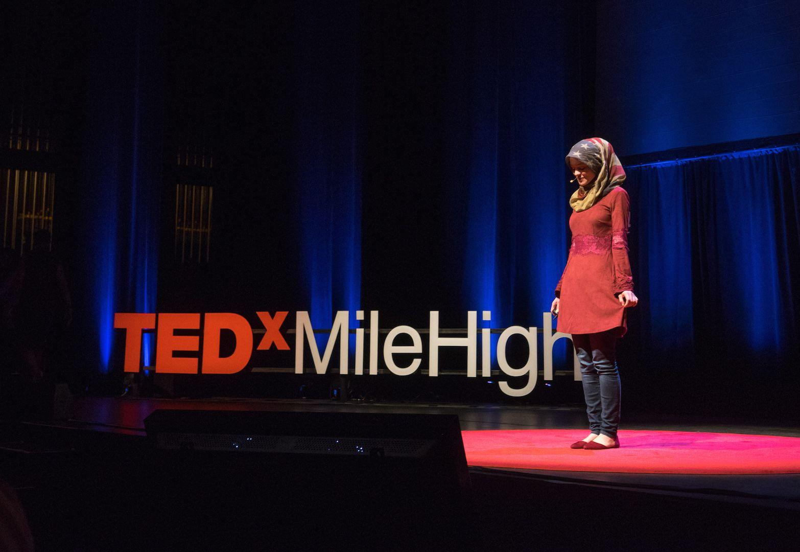 Amal Kassir | TEDxMileHighWomen