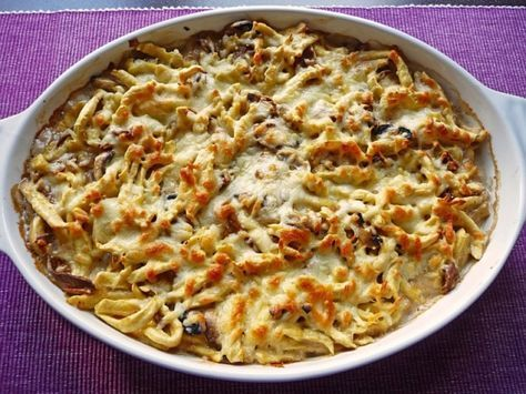 Allgäu fillet pot with cheese spaetzle - recipe - Allgäu fillet pot with cheese spaetzle -