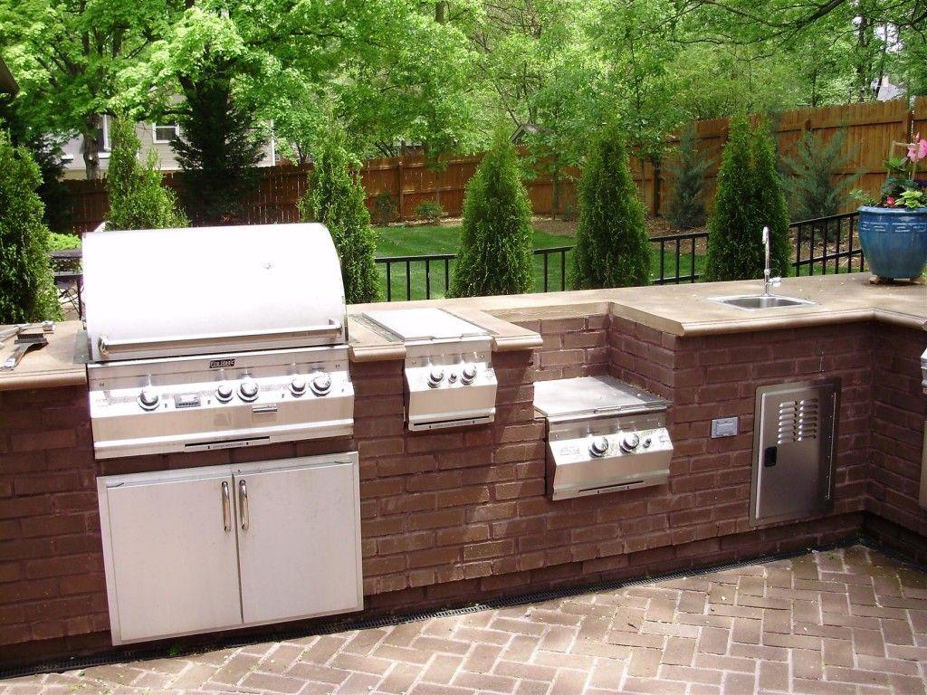 Landscape Outdoor Kitchens