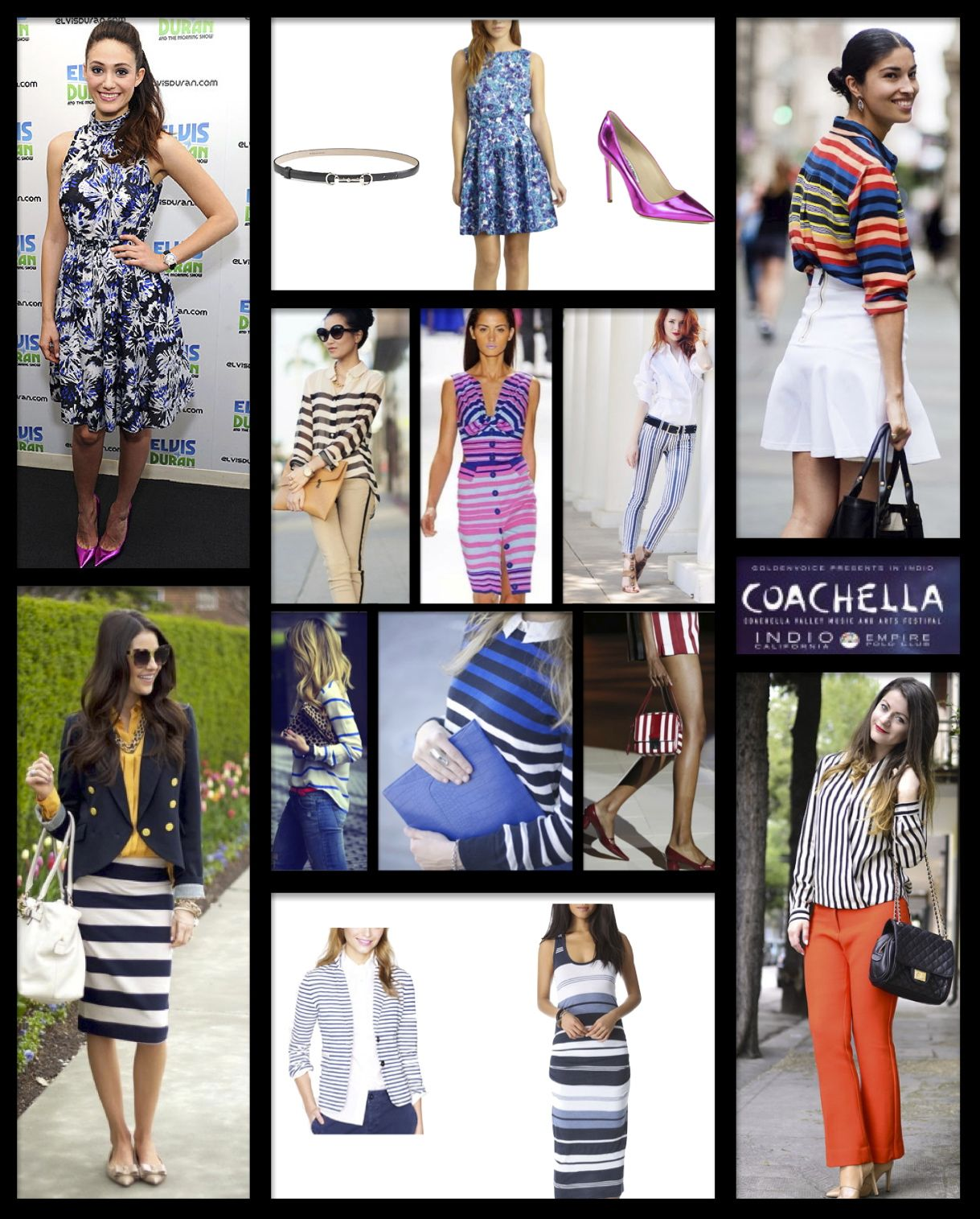 Stripes Trend   Weekend Roundup