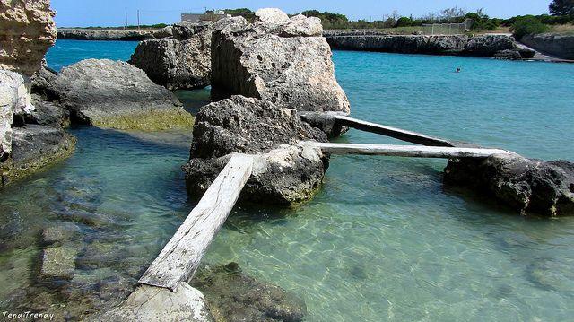 Un sabato di maggio al mare a casa mia, in Puglia Case