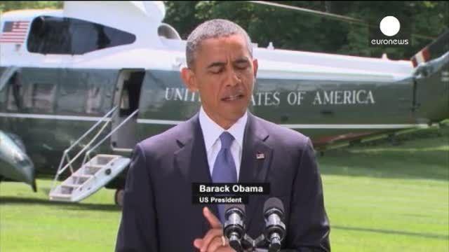 """Obama dice que las tropas estadounidenses """"no volverán a combatir en Irak"""""""