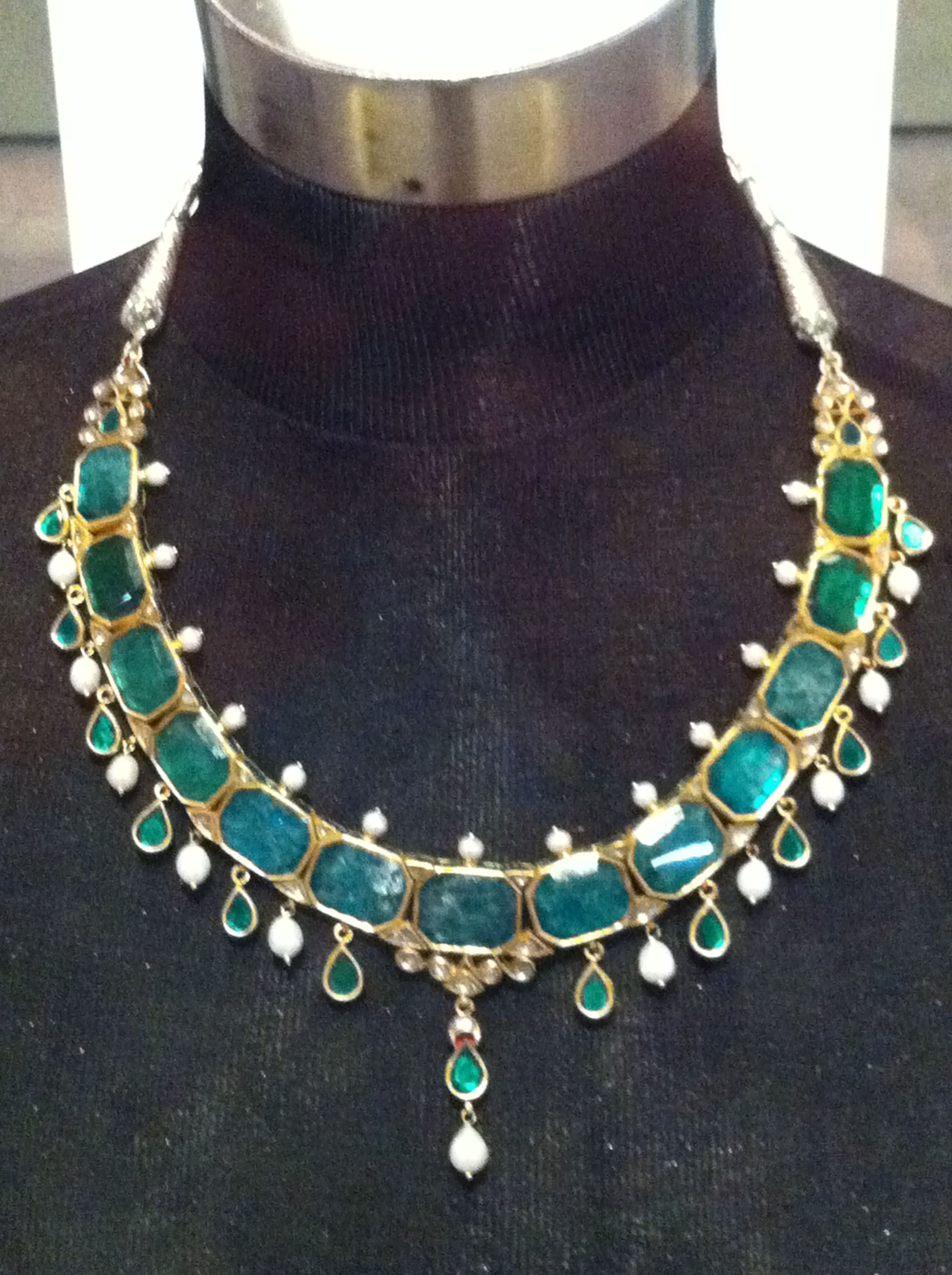 Gorgeous traditional Malaysian necklace