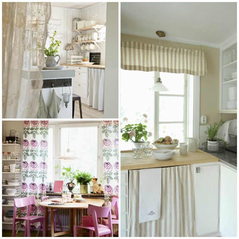 tende per cucina con mantovana mantovane | Cucina | Pinterest ...