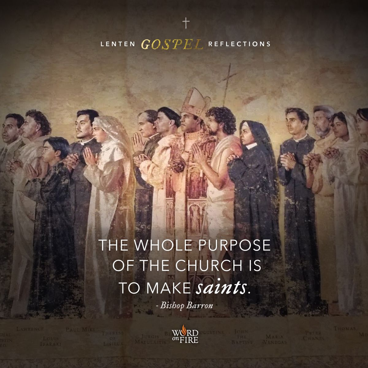 Lent Reflections With Bishop Robert Barron With Images