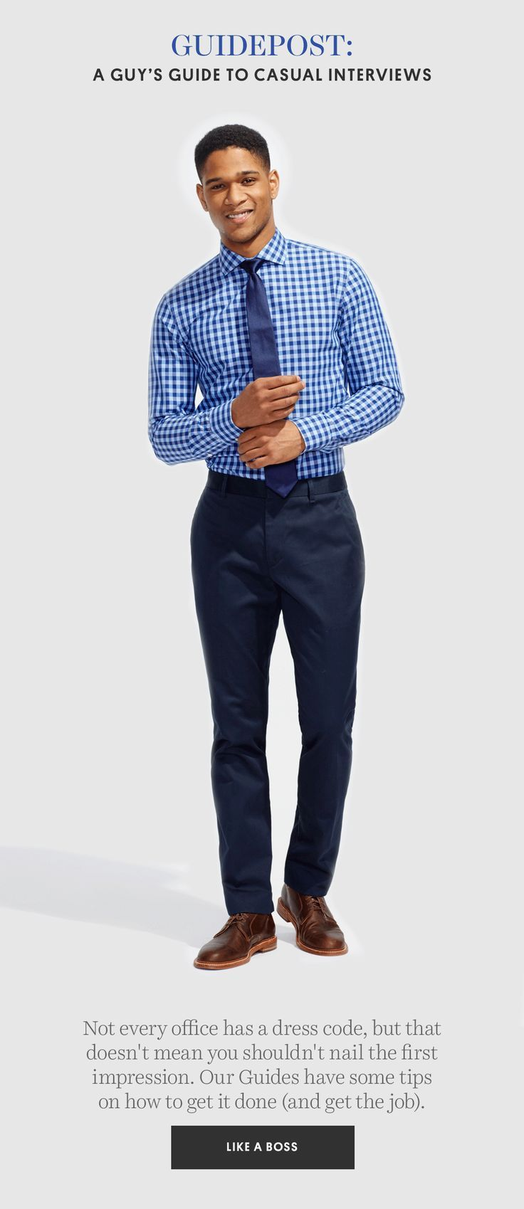 8a7a042703f0 Guy s Guide to Casual Interviews.  mens  fashion  casual  Bonobos ...