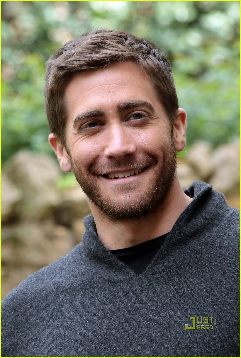 Diy haircut men jake gyllenhaal photo   love me some him  pinterest  jake
