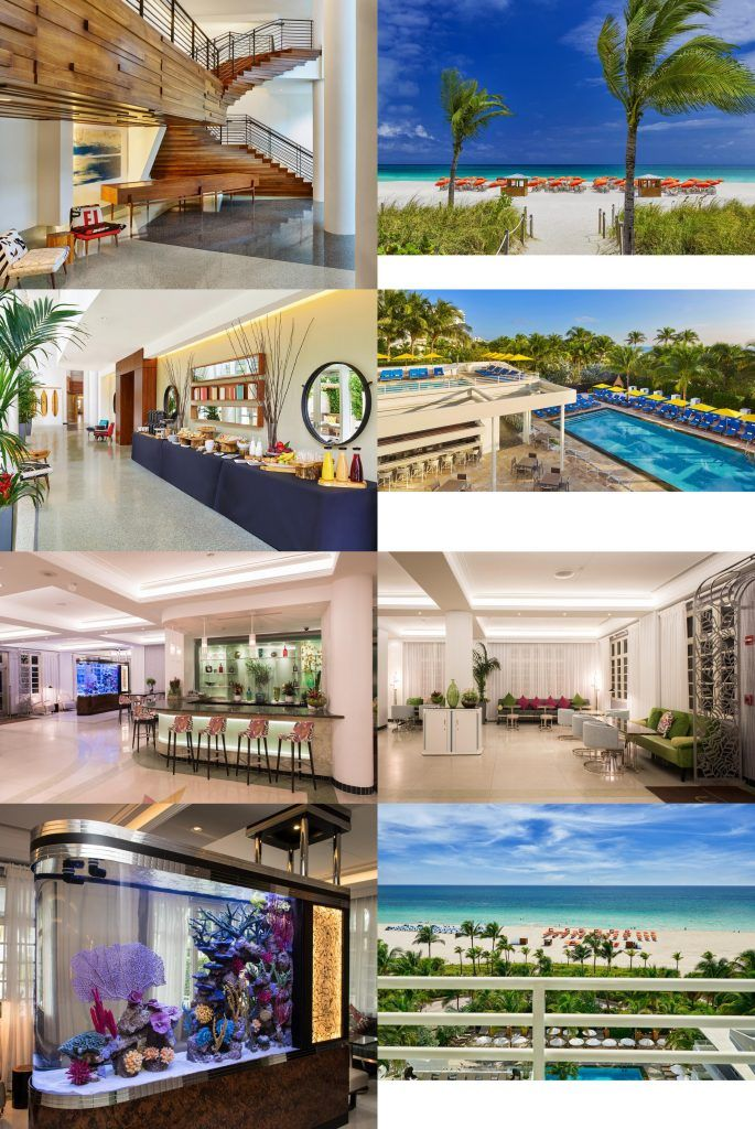 This Property Is 3 Minutes Walk From The Beach Showcasing A Hot Tub And Fitness Center Hotels Around World Pinterest South Miami