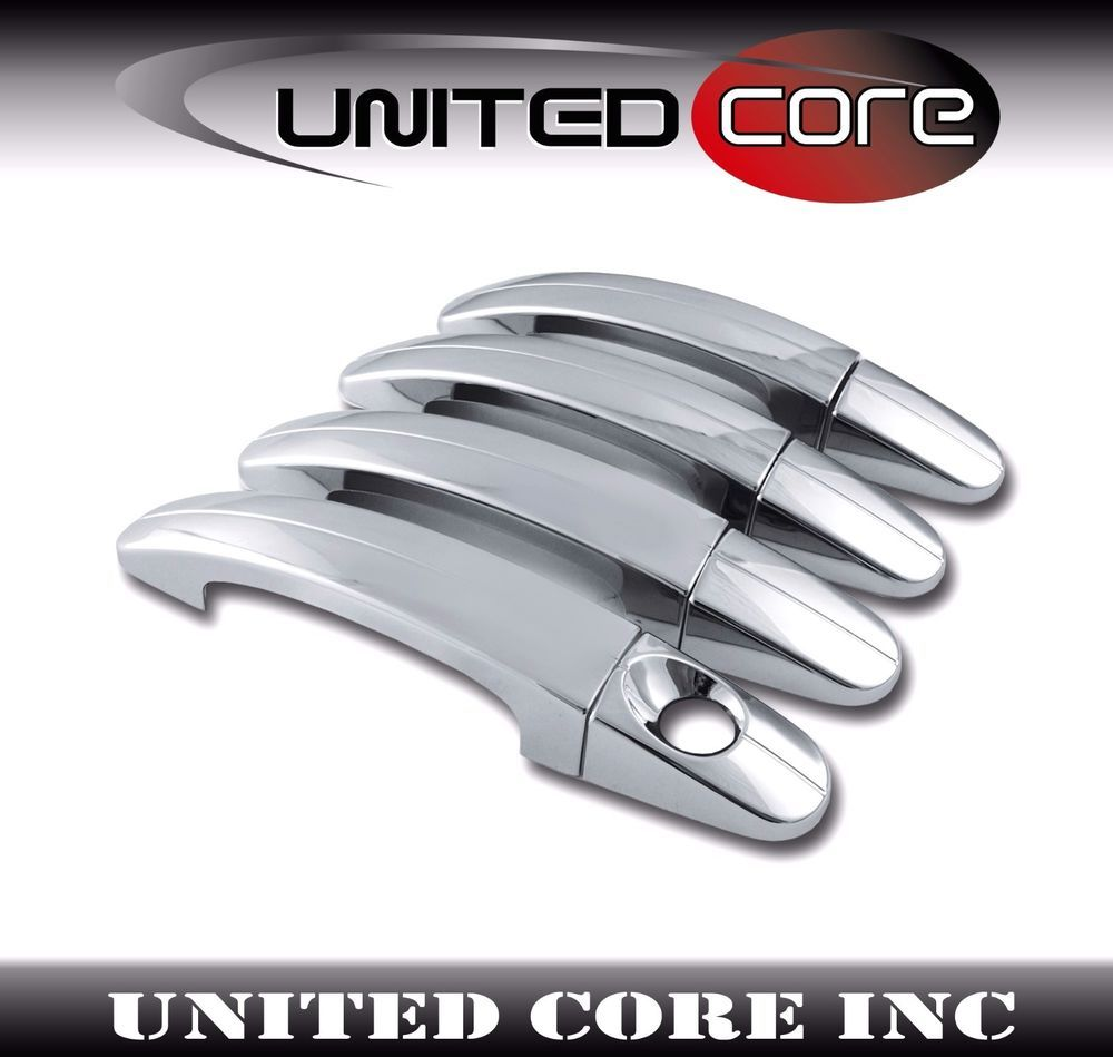 Compatible For 12 16 Ford Focus 13 16 Ford Escape Ebay Ford Escape Ford Focus Chrome Door Handles