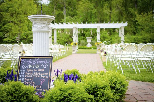 Sneak K Diy Southern Vintage Wedding