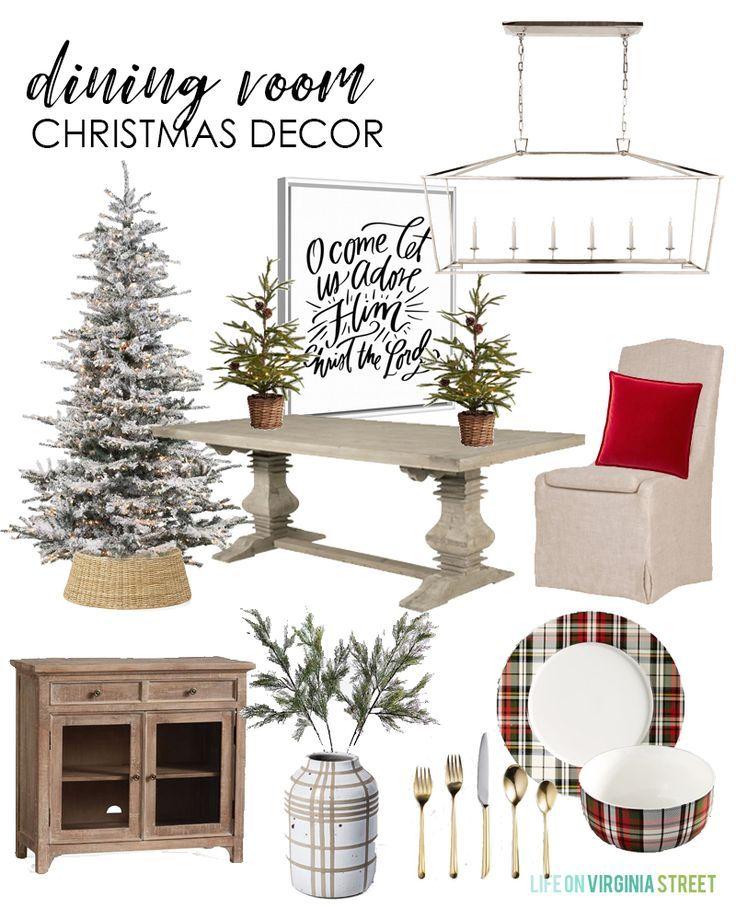 Christmas Decorating Ideas  Mood Boards Bloggers\u0027 Best Christmas