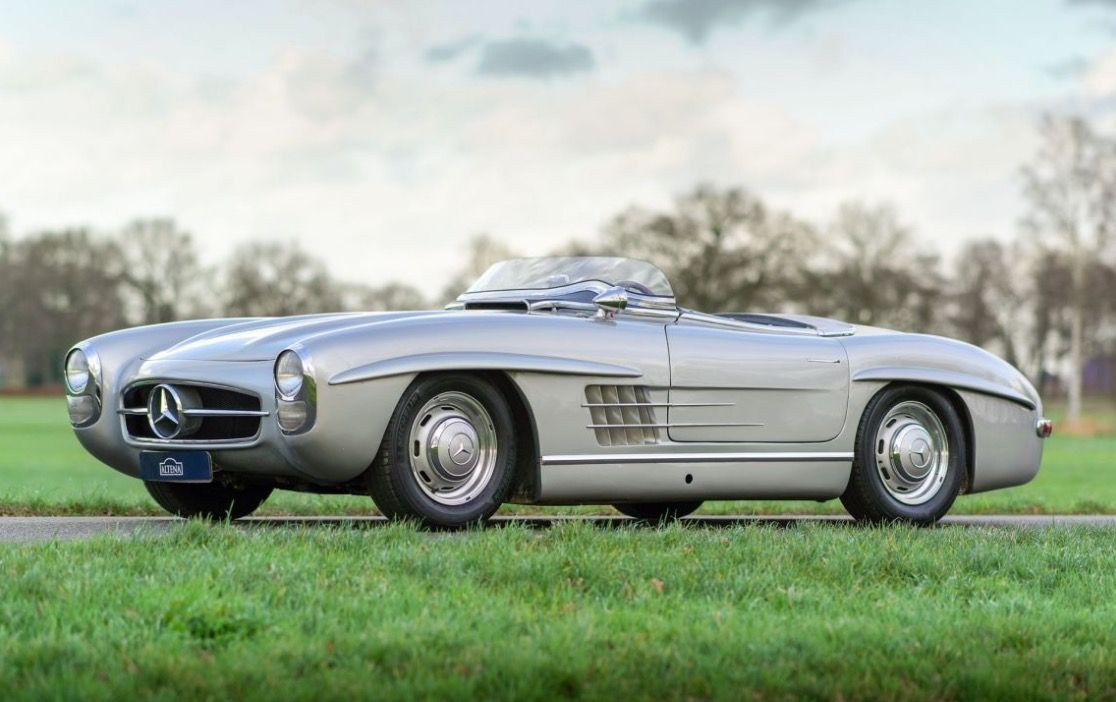 1957 Mercedes Benz 300 \'SLS\', modified by HK Engineering ...