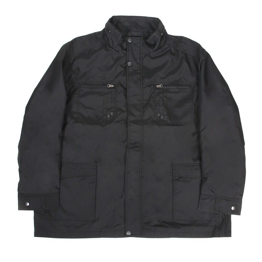 Black Ice Jacket (available in Black and Blue)