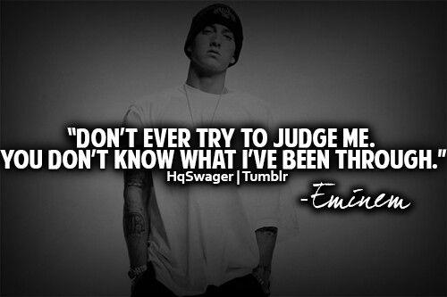 Eminem Eminem Quotes Eminem Eminem Lyrics