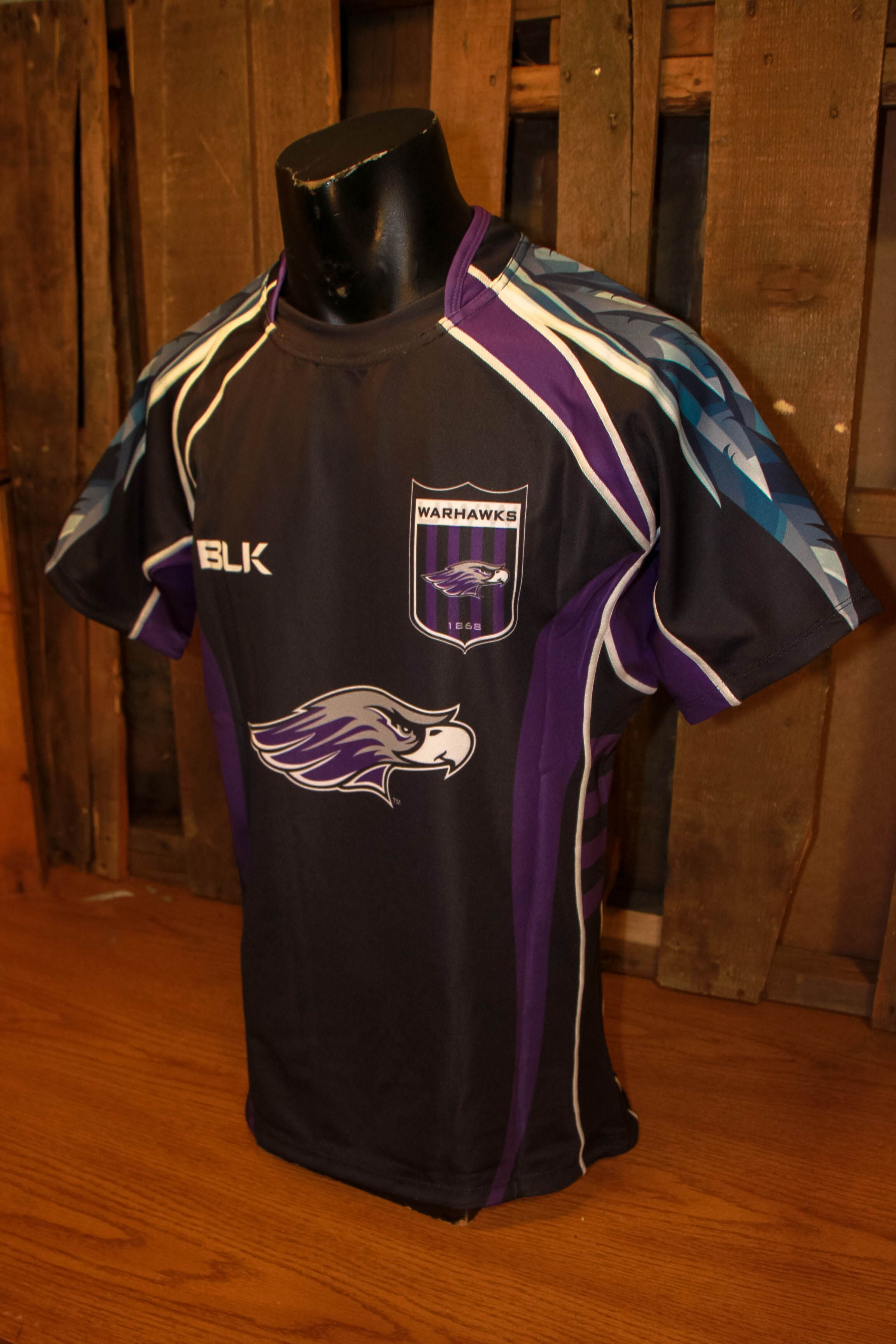 Rugby Shirt Custom Design – EDGE Engineering and Consulting