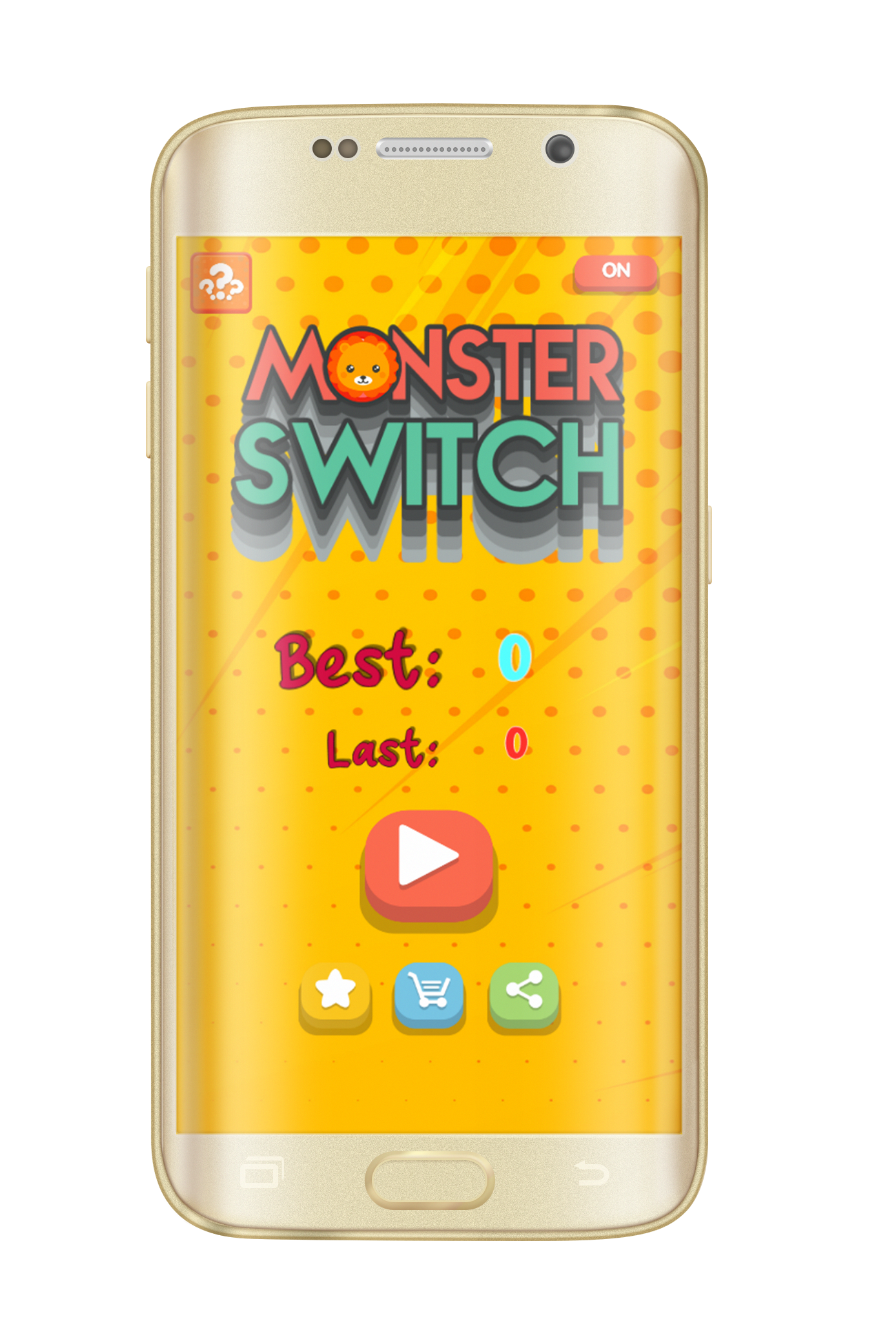 Monster Switch ( Android Project Eclipse Admob Bbdoc ) by