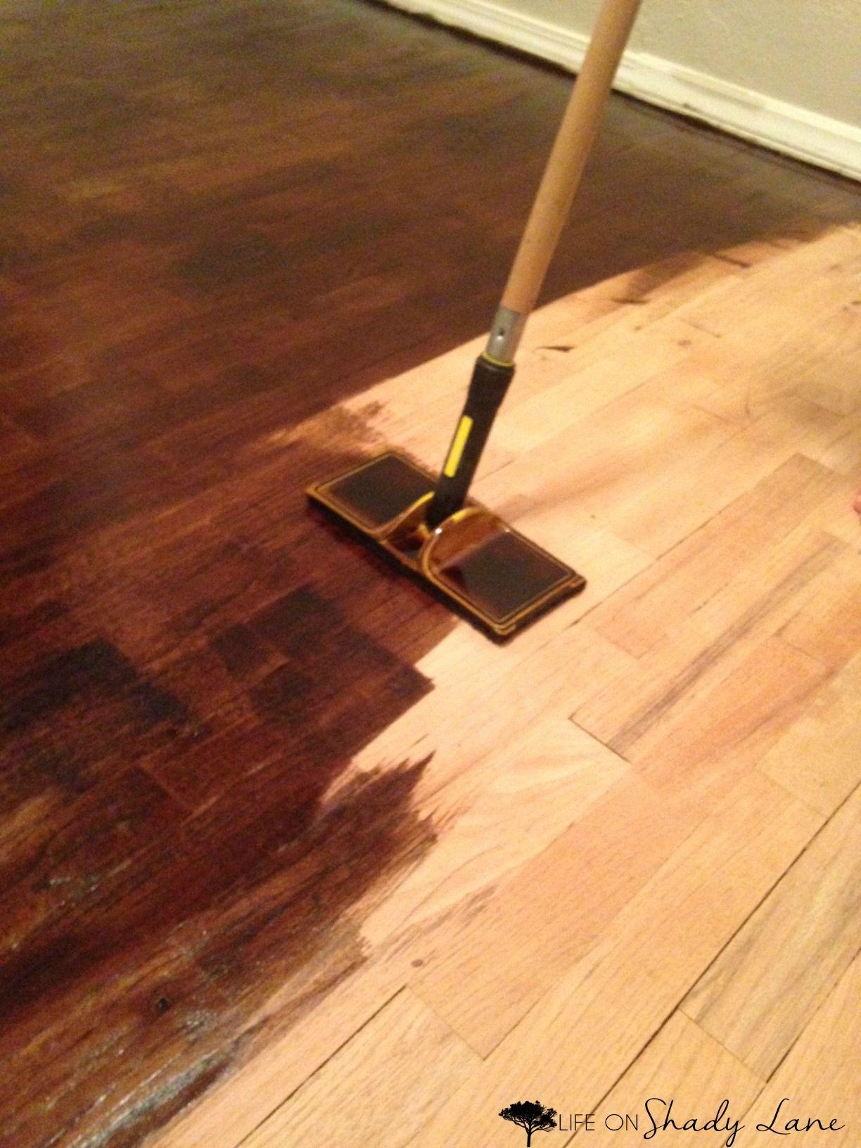 Best How To Refinish Hardwood Floors Part 2 Old Wood Floors 400 x 300