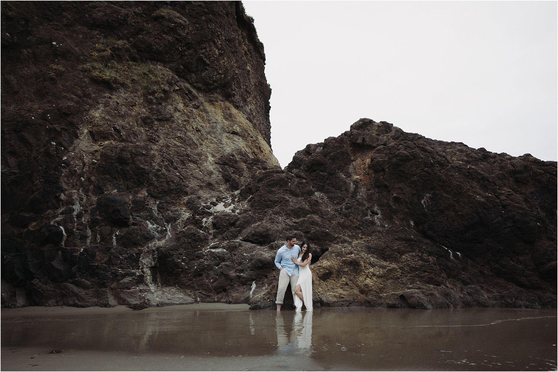 Short Beach Oregon Tillamook