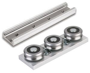 Redi Rail 174 Linear Guides Are Pbc Linear S Solution For