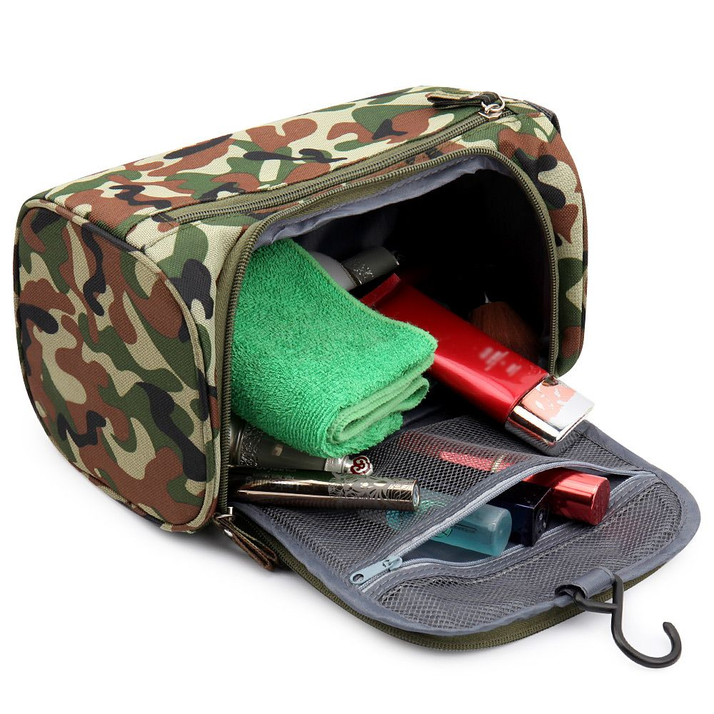 JJDXBPPDD Women Men Large Waterproof Makeup bag Nylon Travel Cosmetic Bag  Organizer Case Necessaries Make Up 68f63f4a35f4e