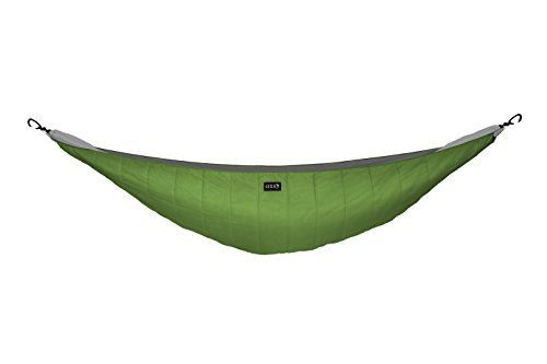 Eagles Nest Outfitters Ember 2 Underquilt - Lime/Charcoal •••••••• Super need for winter camping/hammock'ing!!  ❤️❤️❤️