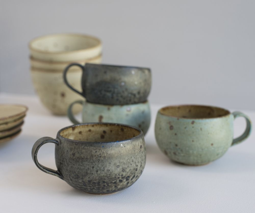cloth and goods #ceramicmugs