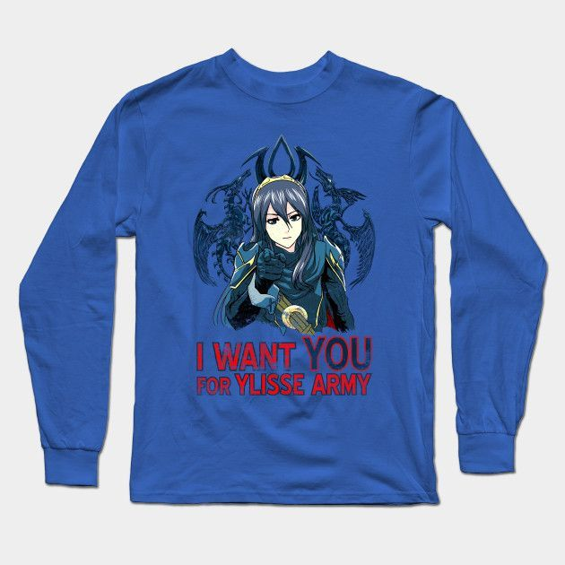 Join Ylisse! Long Sleeve T-Shirt