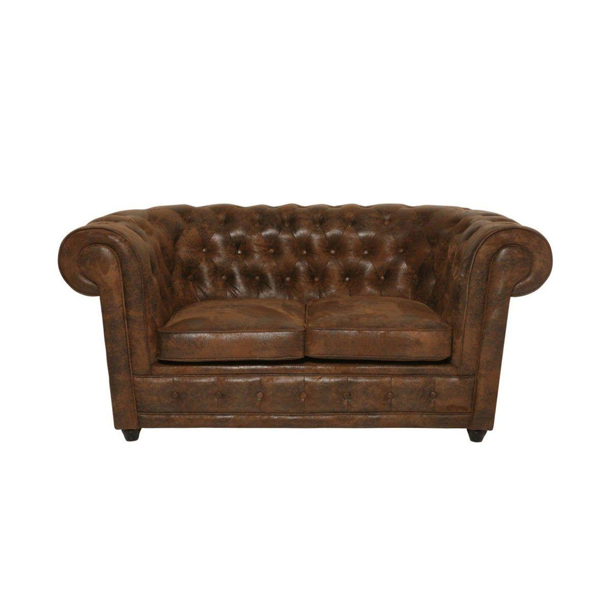 Oxford 2 Seater Vintage Eco Sofa Vintage Sofa Elegant Sofa Chair