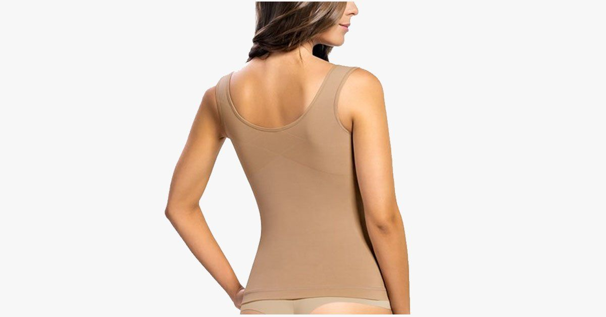 Women's Slimming Body-Support Undershirt Cami – Free Ship Deals